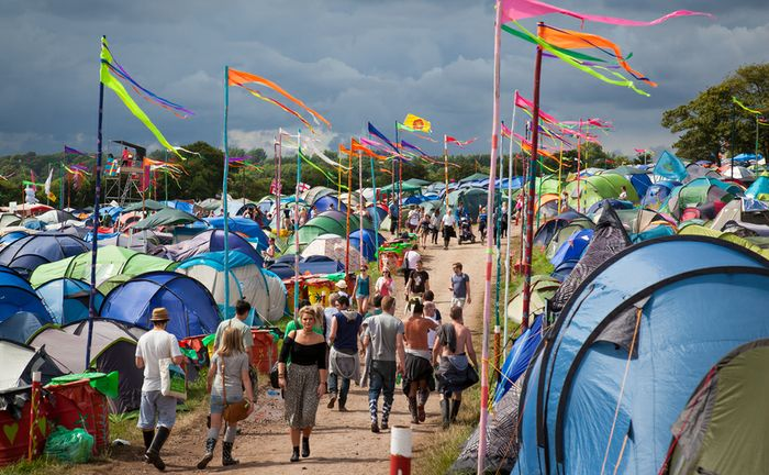Start Planning For Glastonbury 2016 Today