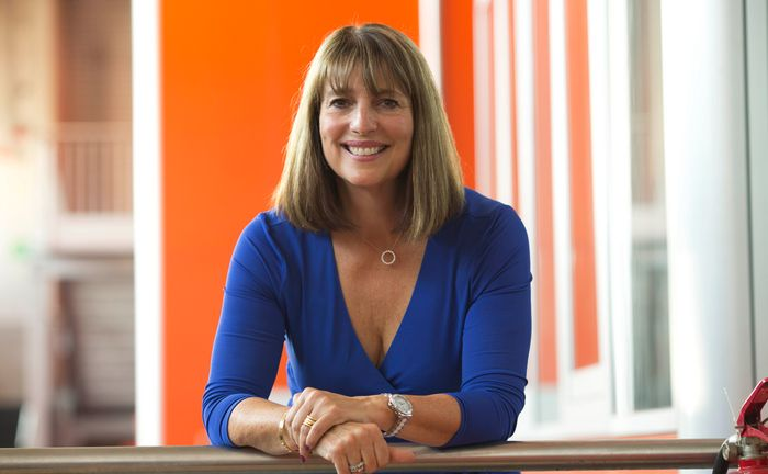 Leader Profile – Carolyn McCall OBE