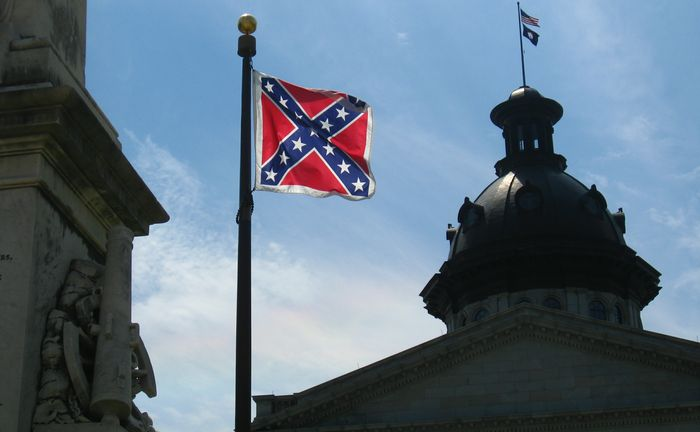 The Confederate Flag Has Come Down