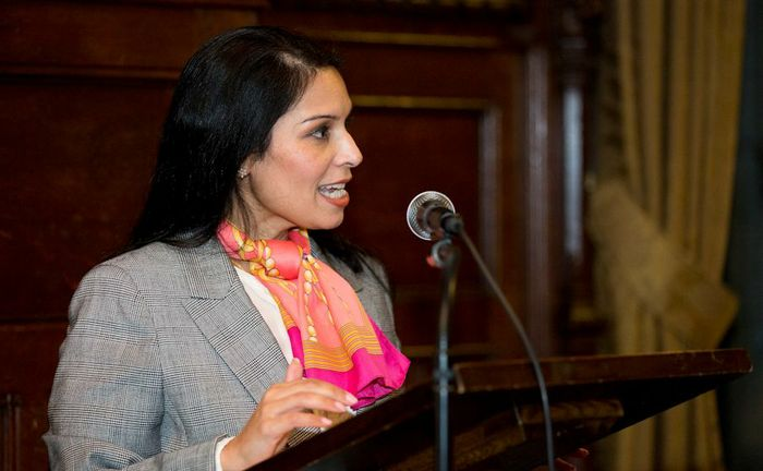 Leader Profile – Priti Patel