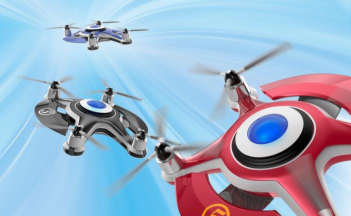 Drone racing worth £250 million