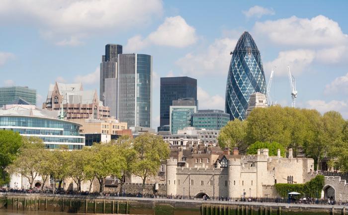 Development space in London