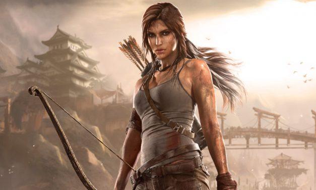 Lara Croft Turns 20