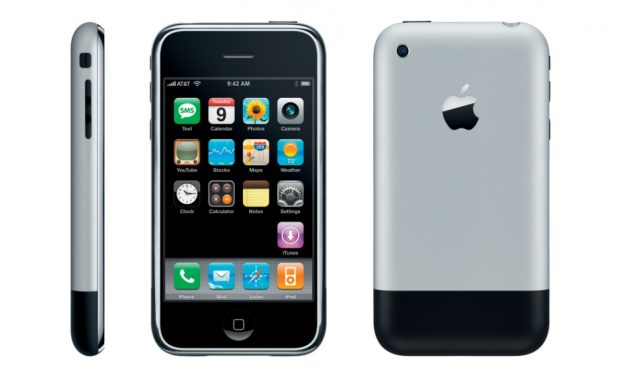 iPhone is 10 Years' Old