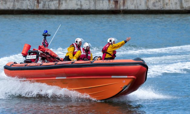 £1 Million Awarded To Water Rescue